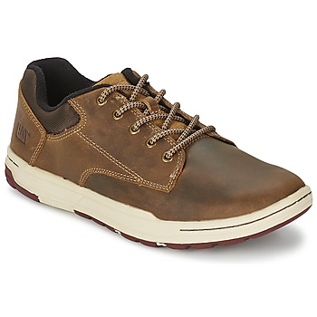 Schoenen Heren Lage sneakers Caterpillar COLFAX Brown
