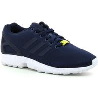 Schoenen Heren Lage sneakers adidas Originals ZX Flux Marine