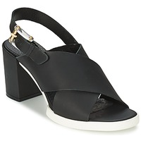 Schoenen Dames Sandalen / Open schoenen Miista DELILIAH Zwart