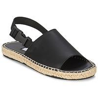 Schoenen Dames Sandalen / Open schoenen Miista STEPH Zwart