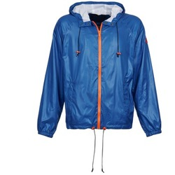 Textiel Heren Wind jackets Teddy Smith BARAWAY Blauw