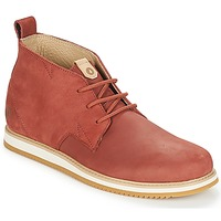 Schoenen Heren Laarzen Volcom DEL COASTA LTHR SHOE Brown