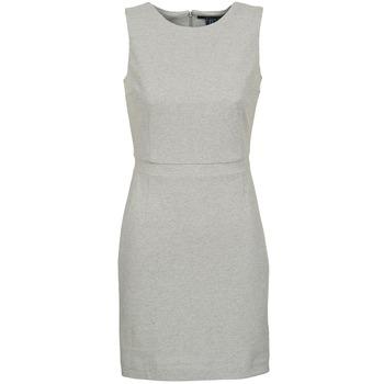 Textiel Dames Korte jurken Gant L. JERSEY PIQUE Grijs