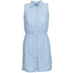 Textiel Dames Korte jurken Gant O. INDIGO JACQUARD Blauw