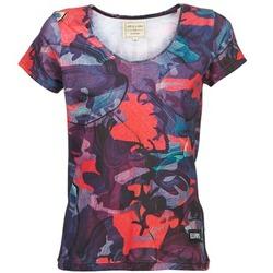 Textiel Dames T-shirts korte mouwen Eleven Paris HAREL Multicolour