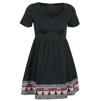 Textiel Dames Korte jurken Eleven Paris NANA Zwart
