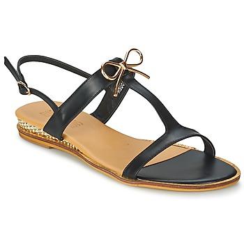 Schoenen Dames Sandalen / Open schoenen Elue par nous RSUCRE Zwart