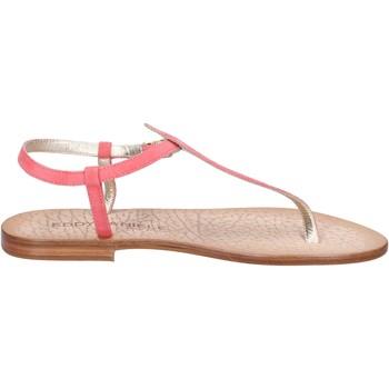 Schoenen Dames Sandalen / Open schoenen Eddy Daniele AX914 Rose