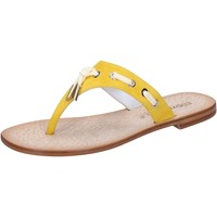 Schoenen Dames Sandalen / Open schoenen Eddy Daniele AW322 Jaune