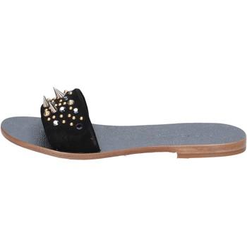 Schoenen Dames Sandalen / Open schoenen Eddy Daniele AX775 Noir