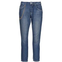 Textiel Dames Straight jeans Gaudi AANDALEEB Blauw / Medium