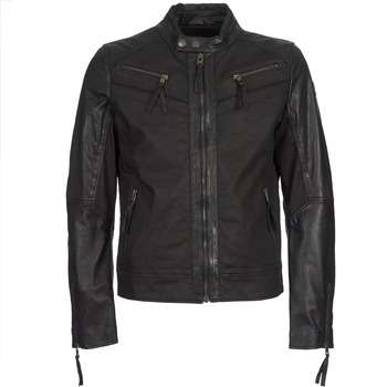 Textiel Heren Leren jas / kunstleren jas Redskins DRAKE Zwart