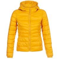 Textiel Dames Dons gevoerde jassen Only ONLTAHOE Geel