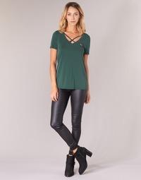 Textiel Dames 5 zakken broeken Only ONLROYAL Zwart