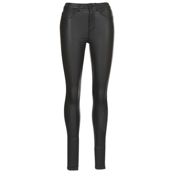 Textiel Dames Skinny jeans Only ONLROYAL Zwart