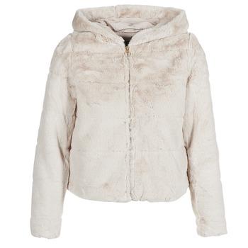 Textiel Dames Wind jackets Only ONLCHRIS Beige