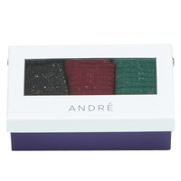Accessoires Dames Sokken André DOUCEUR Multicoloured