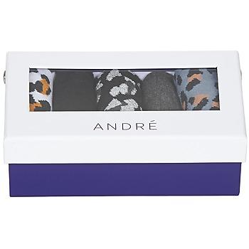 Accessoires Dames Sokken André LEOSOCKS Multikleuren