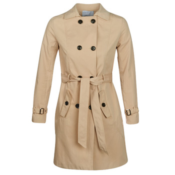Textiel Dames Trenchcoats Betty London JIVELU Beige