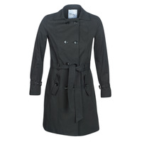 Textiel Dames Trenchcoats Betty London JIVELU Zwart