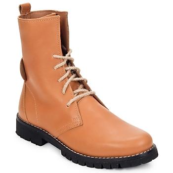 Schoenen Dames Laarzen Swamp BIKE Beige