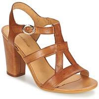 Schoenen Dames Sandalen / Open schoenen Casual Attitude OLILA Brown