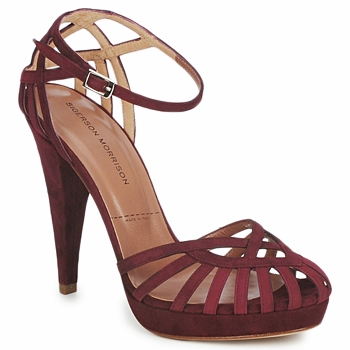 Schoenen Dames Sandalen / Open schoenen Sigerson Morrison CAMOSO RUM