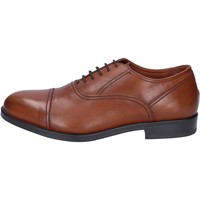 Schoenen Heren Klassiek Triver Flight classiche marrone cuoio pelle BX559 Marrone