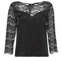 Textiel Dames Tops / Blousjes Betty London JYRIAM Zwart