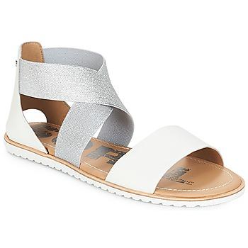 Schoenen Dames Sandalen / Open schoenen Sorel ELLA™ SANDAL Wit