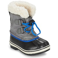 Schoenen Kinderen Snowboots Sorel CHILDRENS YOOT PAC™ NYLON City / Grey