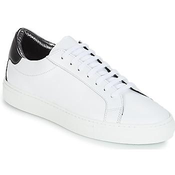 Schoenen Dames Lage sneakers KLOM KEEP Wit / Zilver