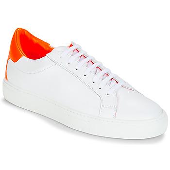 Schoenen Dames Lage sneakers KLOM KEEP Wit / Orange
