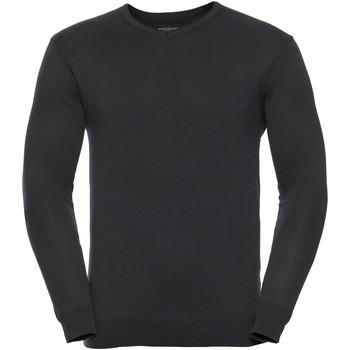 Textiel Heren Truien Russell Pullover Zwart