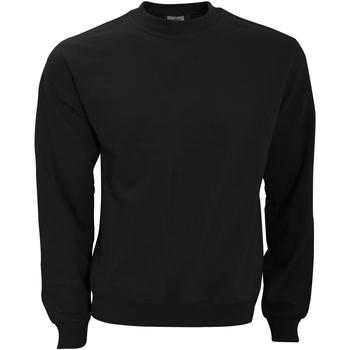 Textiel Heren Sweaters / Sweatshirts B And C WUI20 Zwart