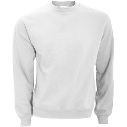 Textiel Heren Sweaters / Sweatshirts B And C WUI20 Wit