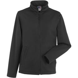 Textiel Heren Wind jackets Russell R040M Zwart