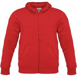 Textiel Heren Sweaters / Sweatshirts B And C Monster Rood