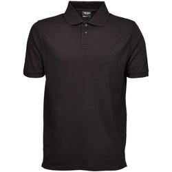 Textiel Heren Polo's korte mouwen Tee Jays TJ1400 Zwart