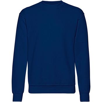 Textiel Heren Sweaters / Sweatshirts Fruit Of The Loom 62202 Marine