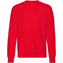 Textiel Heren Sweaters / Sweatshirts Fruit Of The Loom 62202 Rood