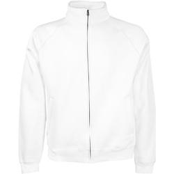 Textiel Heren Sweaters / Sweatshirts Fruit Of The Loom 62228 Wit