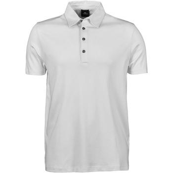 Textiel Heren Polo's korte mouwen Tee Jays TJ1440 Wit