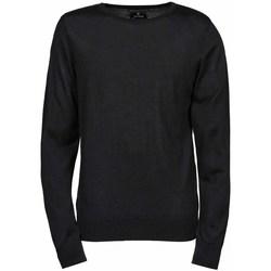 Textiel Heren Truien Tee Jays TJ6000 Zwart