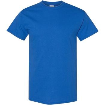 Textiel Heren T-shirts korte mouwen Gildan Heavy Koninklijk