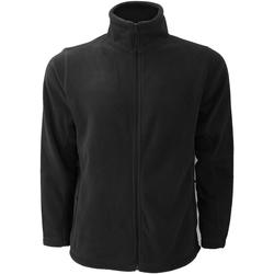 Textiel Heren Fleece Russell 8700M Zwart