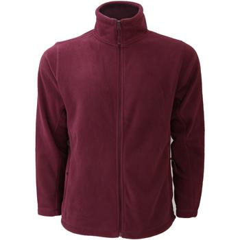 Textiel Heren Fleece Russell 8700M Bourgondië