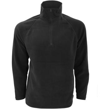 Textiel Heren Fleece Result Micron Zwart