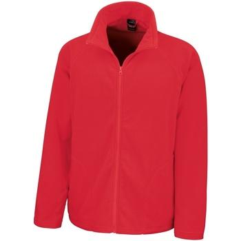 Textiel Heren Fleece Result R114X Rood