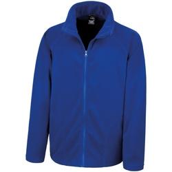 Textiel Heren Fleece Result Micron Koninklijk